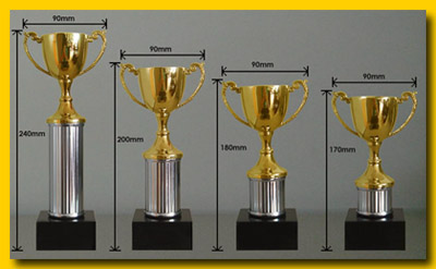 trophies made in china